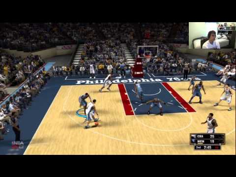 NBA 2K13:Road Back to 1st seed|Charlotte Bobcats/Hornets|Game 2|Episode 2