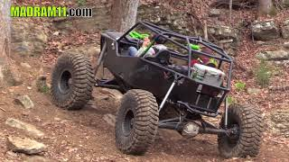 HILL CLIMBING AT BUSTED KNUCKLE OFFROAD PARK. Багги Видео.