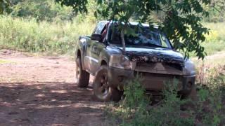 Mitsubishi Raider 4x4 mud