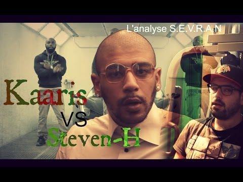 Kaaris - S.E.V.R.A.N, VS Steven-H,L'analyse