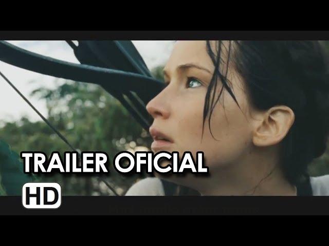 Jogos Vorazes: Em Chamas - Trailer Final HD Legendado (2013)