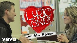 Justin Bieber Lyrics Pick Up Girls? #VEVOLyricLines (Ep. 1)