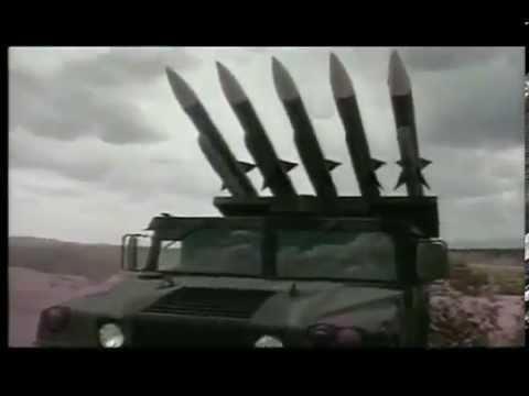Sức Mạnh Quân Sự Mỹ-  Tên lửa phòng không SLAMRAAM