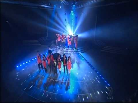 Emmanuel Kelly - Imagine - X Factor Australia 2011 Grand Final