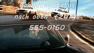 Gta 4 Cheats (GERMAN/DEUTSCH) PS3