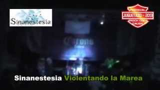 SINANESTESIA VIOLENTANDO LA MAREA view on youtube.com tube online.