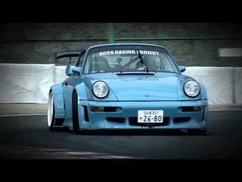 Phim video clip for Porsche ka che