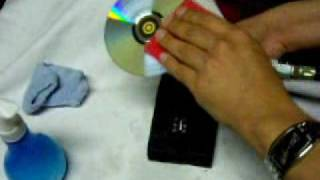 How To Fix Or Repair Scratched Cd Dvd Games Movies