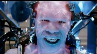 The Amazing Spider-Man 2 Electro Comic Con Teaser