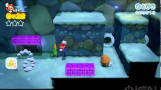 Super Mario 3D World Cheat: Infinite Lives On World 1-2