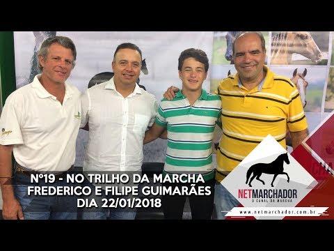 #19 PROGRAMA  NO TRILHO DA MARCHA - 22/01/2018 - MANGALARGA MARCHADOR HD