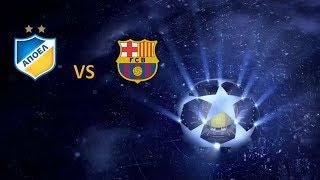 PES 2014 UEFA Champions League Octavos Ida Apoel FC