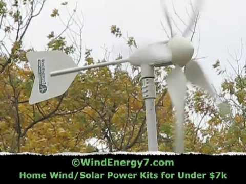 Small Wind Generator Turbine Jobs