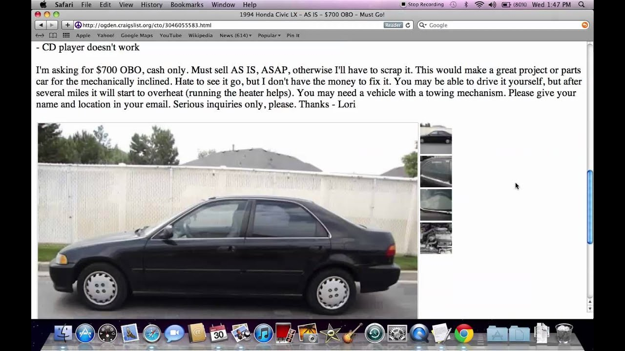 Local Used Cars for Sale by Owner Images – Drivins