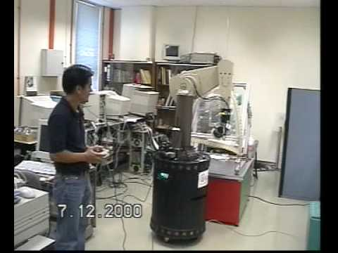 Mobile Manipulator Full-Dynamics Control