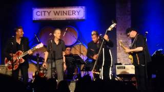 RUMBLE & TWANG ft LEE ROCKER & JIMMY VIVINO with ANTON FIG -Josephine 7-3-14 City Winery