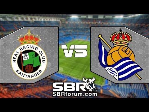 Racing Santander vs Real Sociedad | Copa del Rey | Apuestas Deportivas en Futbol