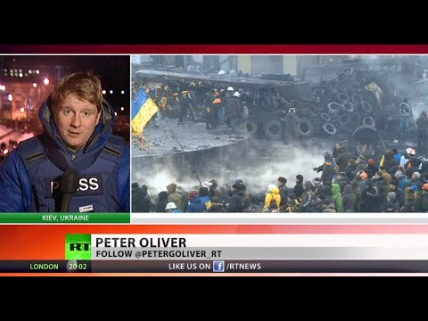 Ukraine govt ready to resign, protests spread across country