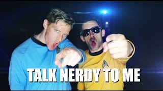 Talk Nerdy To Me (Jason Derulo Parody)