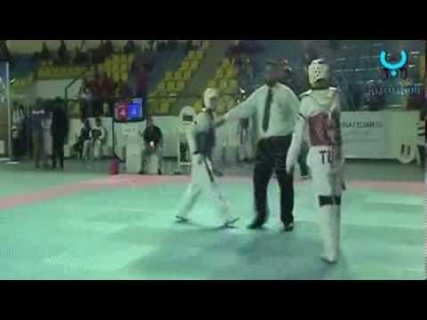 image vidéo لحظة وفاة لاعب التايكوندو التركي