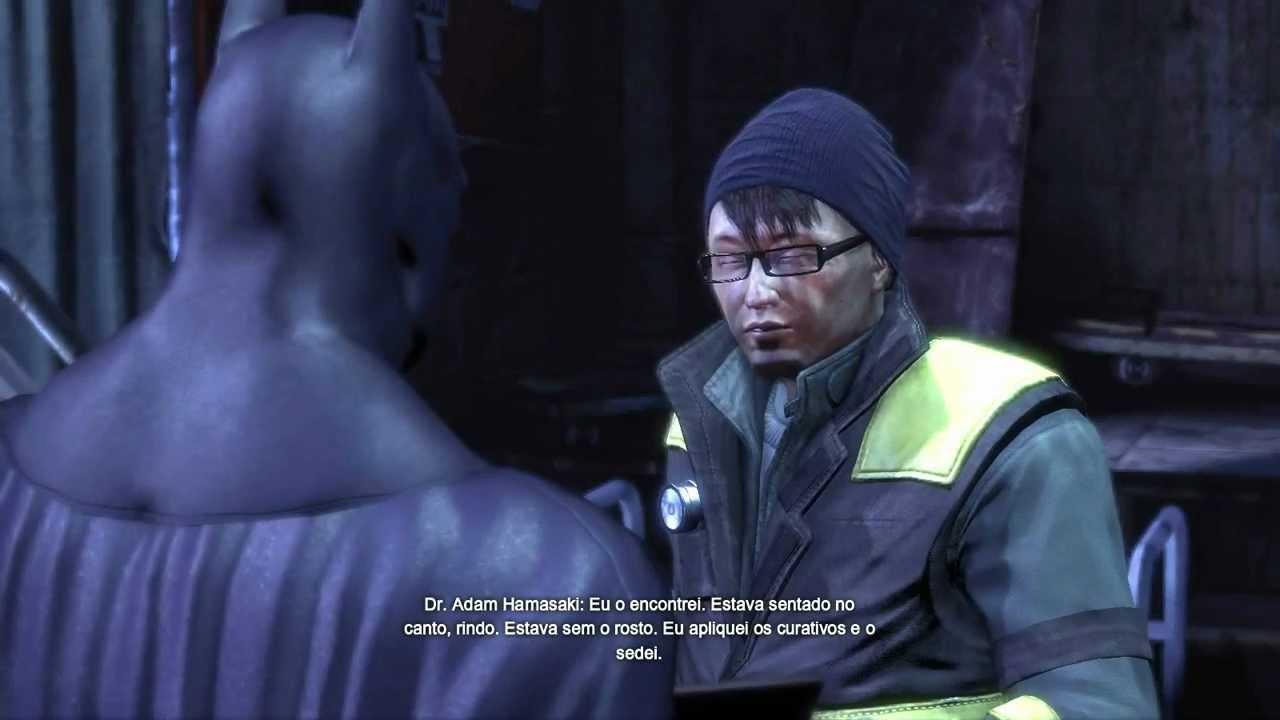 hush batman arkham city - photo #18