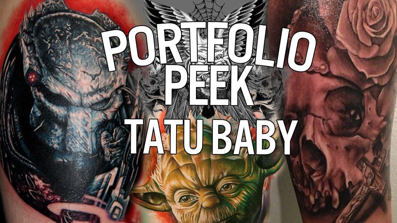 Tatu Baby Tattoo Portfolio