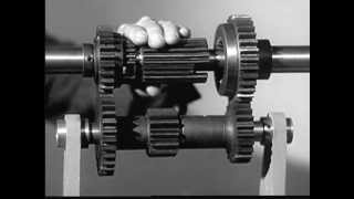 Spinning Levers (1936) - How A Transmission Works