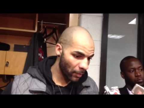Chicago Bulls forward Carlos Boozer postgame 12.5.13