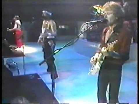 Foghat - Slow Ride Live 1981 Hollywood, Florida