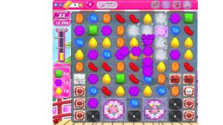 Candy Crush Saga, Nivel 377 ★★★ Sin Boosters