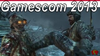 Gamescom 2013 Trailers CALL OF DUTY Black Ops 2 ORIGINS