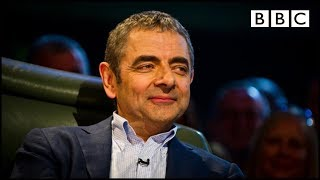 Rowan Atkinson on Top Gear