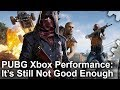 4K PUBG Xbox One X Performance Is Still Not Good Enough And The Developer Agrees
