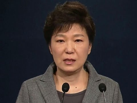 South Korean president vows to disband coast guard