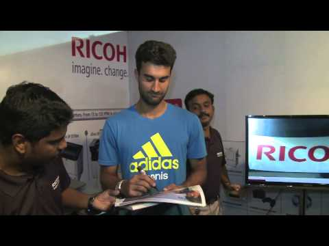ACO 2014 - Ricoh Player Activity