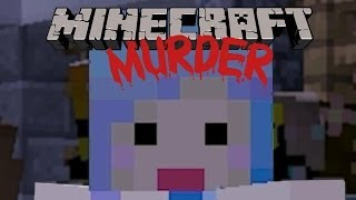 LIFELESS EYES - Minecraft Murder w/ Cupquake & Friends