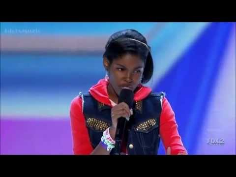 The X Factor USA 2012 - Diamond White's Audition