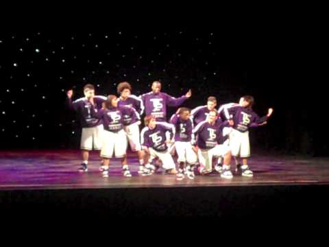 Twist & Pulse [Britains Got Talent] Hackney Empire 2011