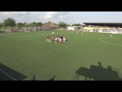VIDEO: Watch how WAFA SC beat Inter Allies 2-0 in Ghana Premier League