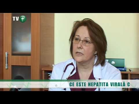 Ce este hepatita virală C?