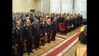 В університеті відбулись урочисті заходи з нагоди Дня міліції України