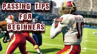 Madden 13 Tutorial 1: Passing Tips & Tricks For Beginners