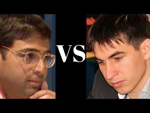 Viswanathan Anand vs Dmitry Andreikin : World Chess Candidates 2014 : Round 12