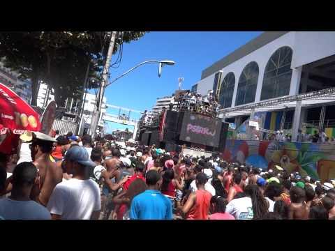 Psirico - Vai no Cavalinho/Marinheiro Só - Carnaval 2014 - Arrastão - 4ª Feira