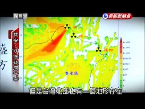 2013.04.06【民視異言堂】核安‧101個疑問(上)