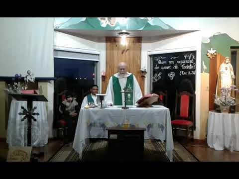 Santa Missa | 17.08.2020 | Segunda-feira | Padre José Sometti | ANSPAZ