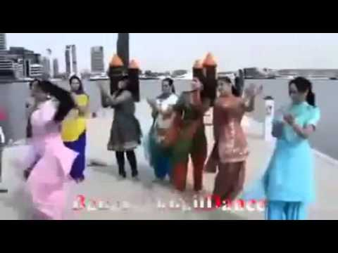 Afghani Girls Dance With Pashto Mast Song 2013 In Dubai