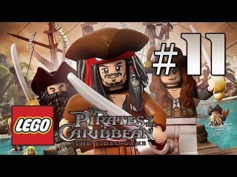 We Play: LEGO: Pirates of the Caribbean - Singapore - Part 11 Walkthrough