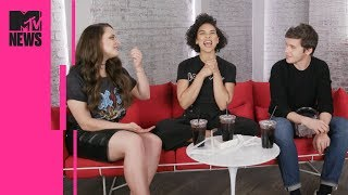 'Love, Simon' Cast Q&A With Iced Coffee   MTV News