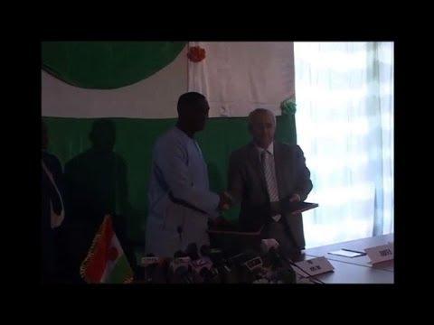 Accord entre le Niger et Areva sur les mines d'uranium